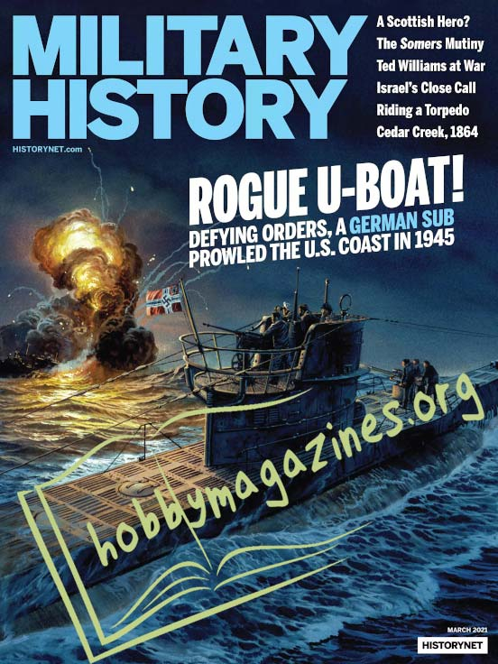 Military History - March 2021