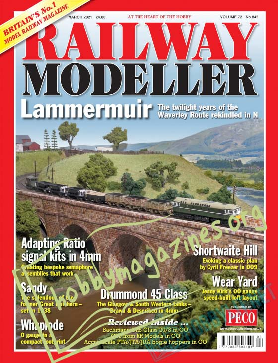 Railway Modeller - March 2021
