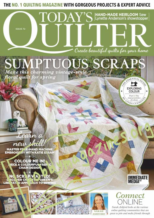 Today's Quilter Issue 72