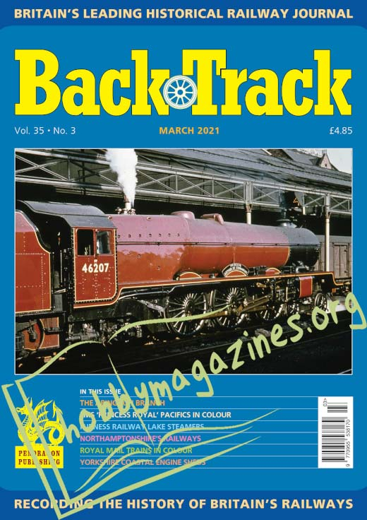 Back Track - March 2021