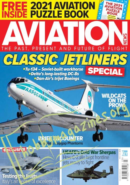 Aviation News - March 2021