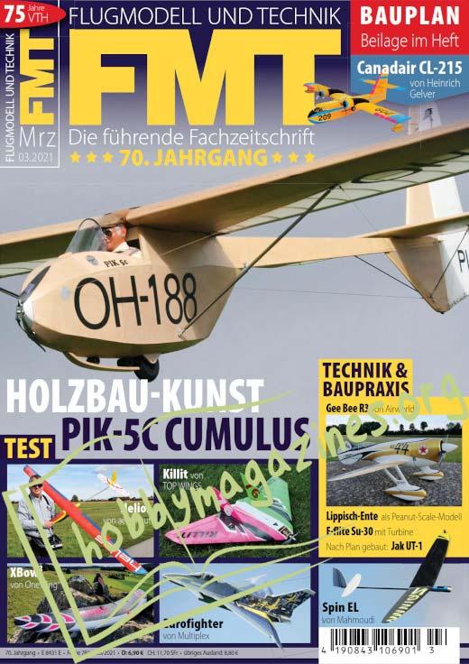 Flugmodell und Technik - Marz 2021