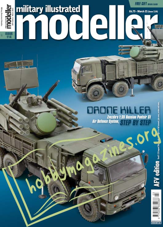 Military Illustrated Modeller - March 2021