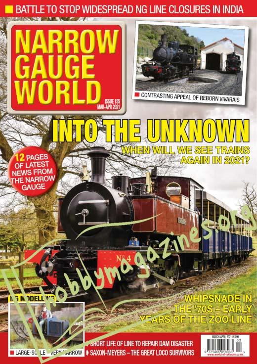 Narrow Gauge World - March/April 2021