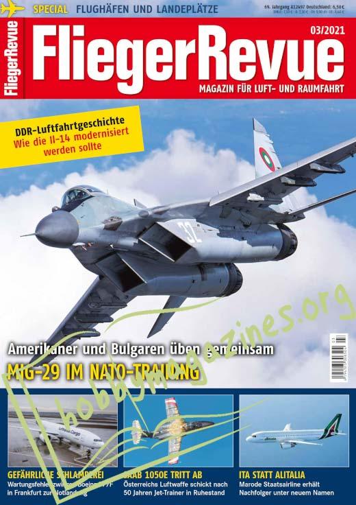 Flieger Revue - März 2021