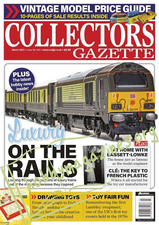 Collectors Gazette - March 2021