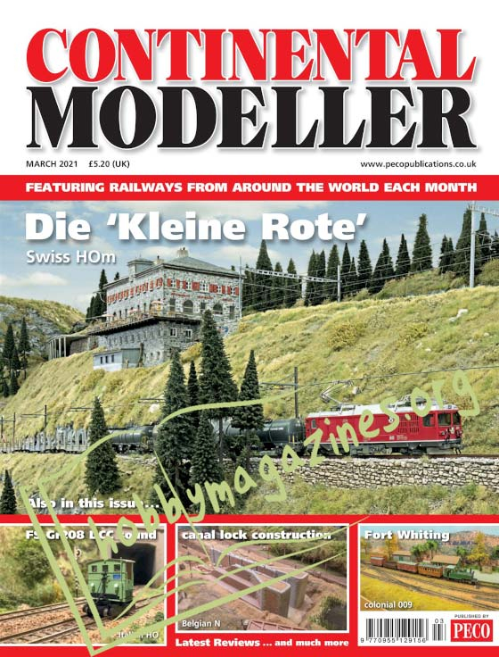 Continental Modeller - March 2021