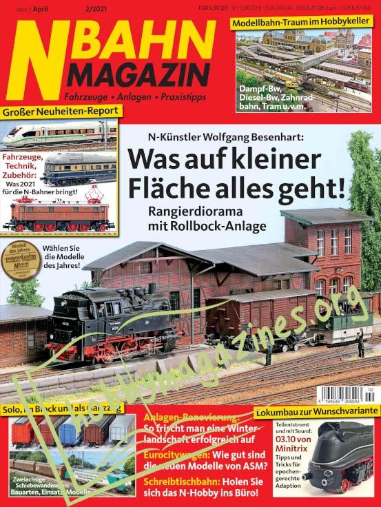 N-Bahn Magazin – März/April 2021