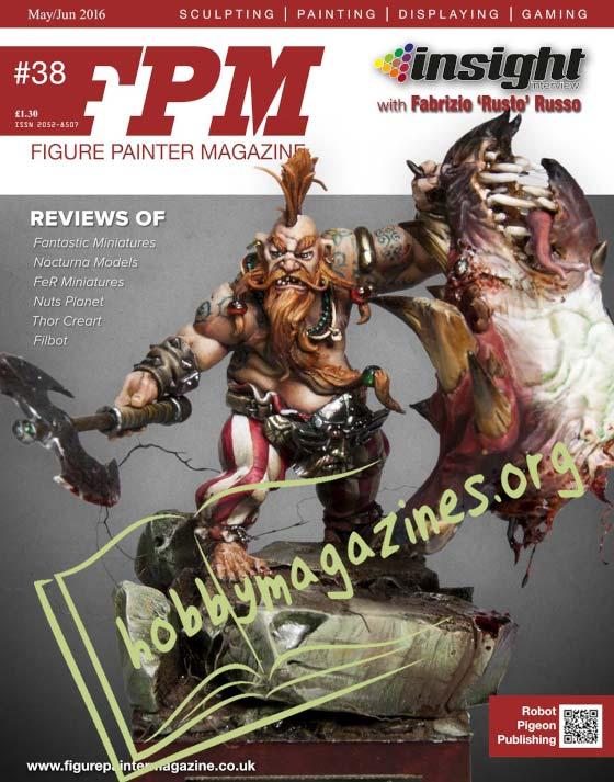 Figure Painter Magazine Issue 38