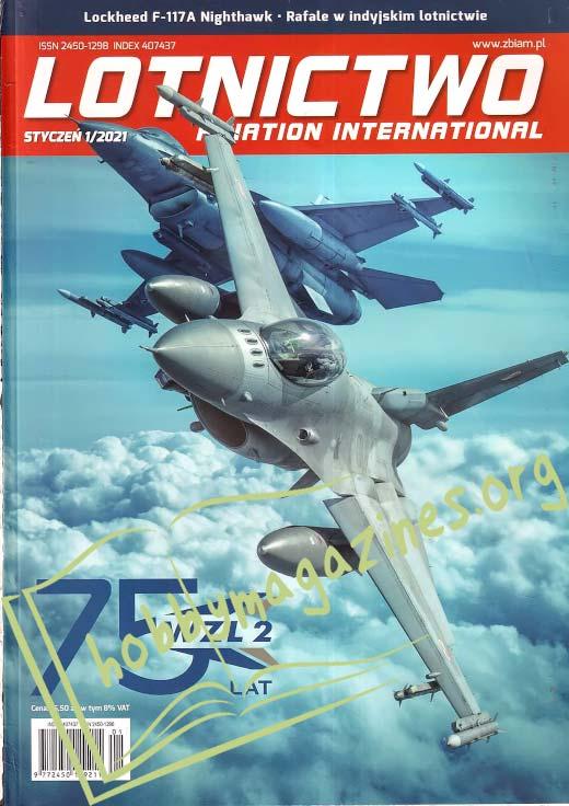 Lotnictwo Aviation International 2021-01