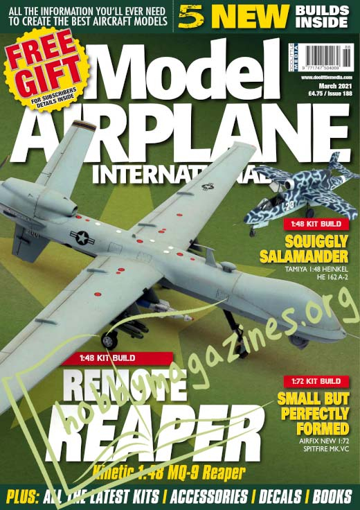 Model Airplane International - March 2021