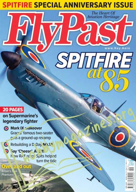 FlyPast - April 2021