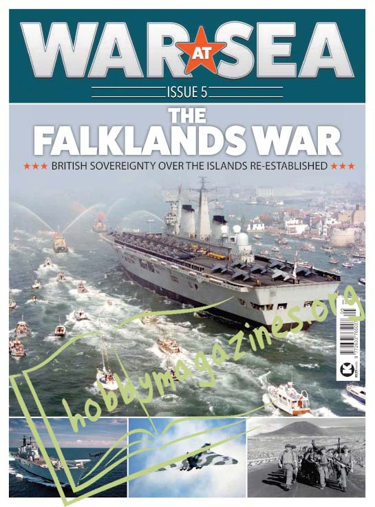 War at Sea Issue 5