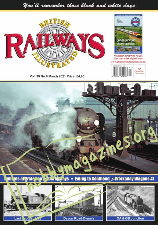 British Railways Illustrated - March 2021