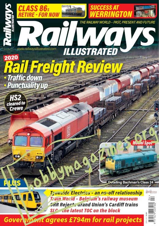 Railways Illustrated - April 2021