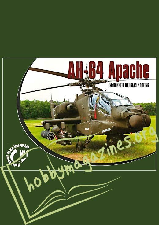 Model Detail Photo Monograph 01 - AH-64 Apache