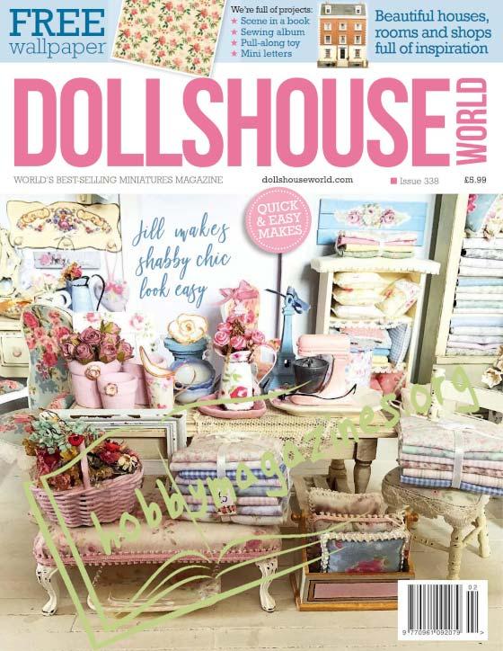 Dolls House World - February 2021