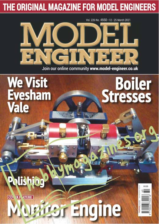 Model Engineer 4660 - 12 March 2021