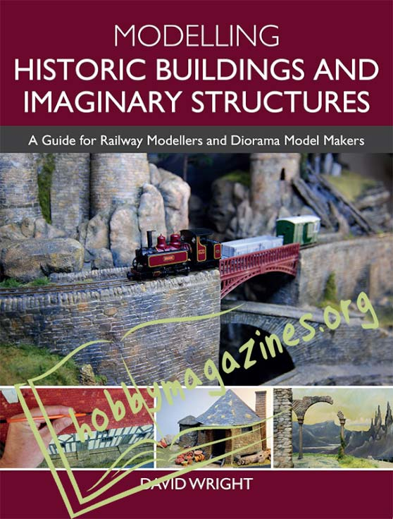Modelling Historic Buildings and Imaginary Structures (ePub)