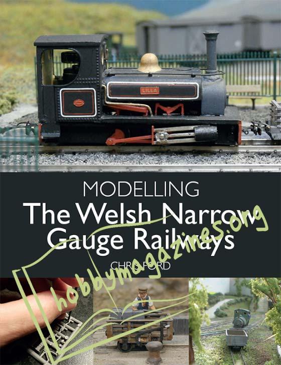 Modelling the Welsh Narrow Gauge Railways (ePub)