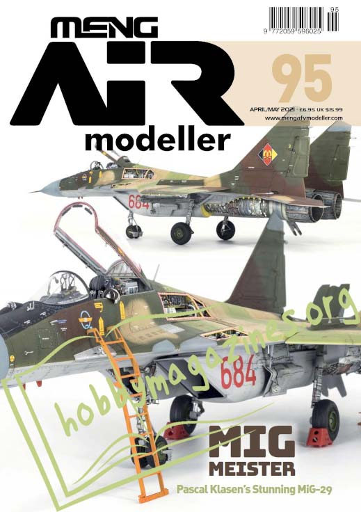 AIR Modeller - April/May 2021