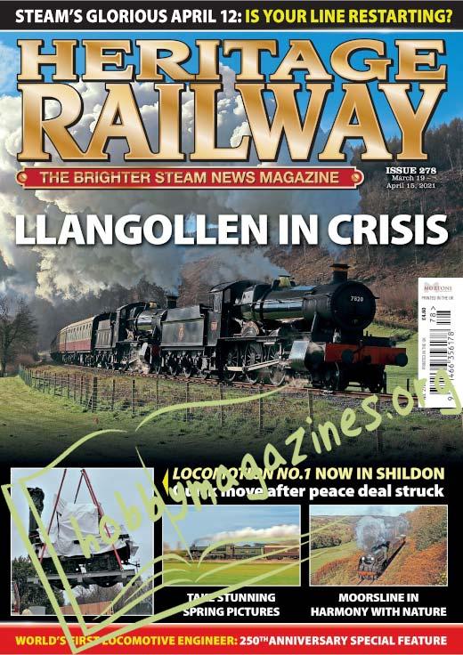 Heritage Railway - 19 March 2021