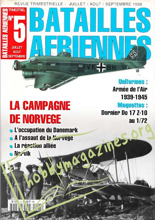 Batailles Aeriennes Issue 5