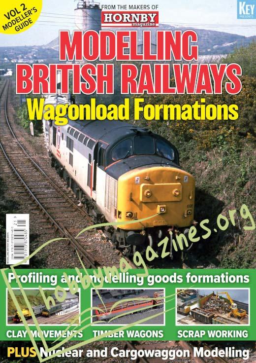 Modelling British Railways: Wagonload Formations