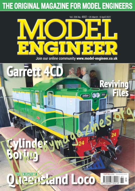 Model Engineer 4661 - 26 March 2021