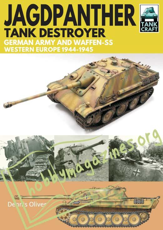 Tank Kraft: Jagdpanther.Tank Destroyer
