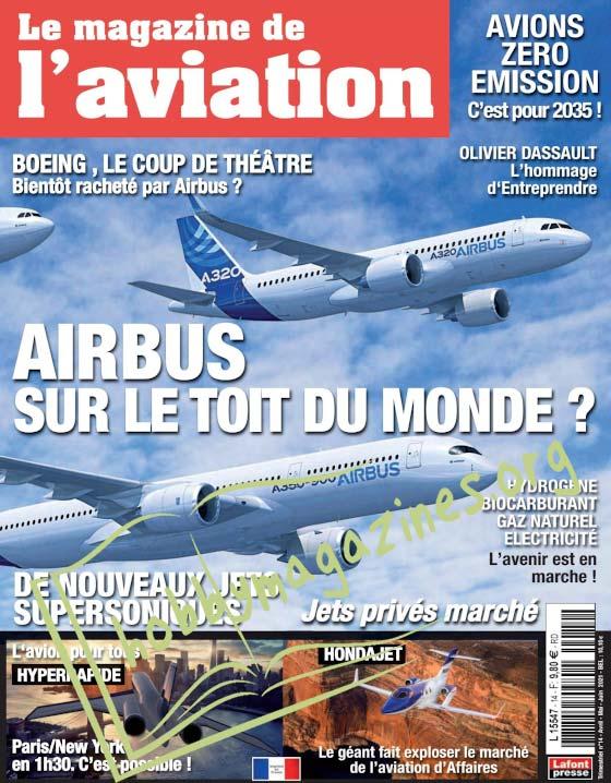 Le Magazine de l'Aviation - Avril/Juin 2021