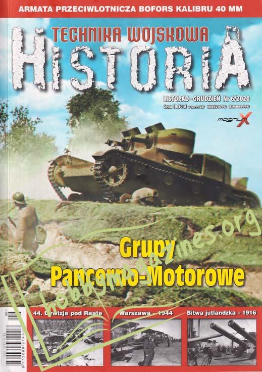 Technika Wojskowa Historia 2020-06