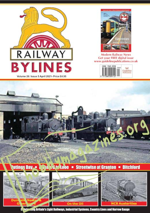 Railway Bylines - April 2021