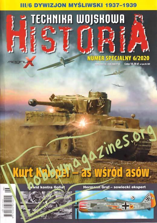 Technika Wojskowa Historia Numer Specjalny 2020-06