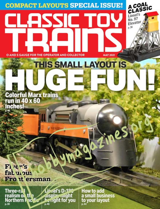 Classic Toy Trains - May 2021