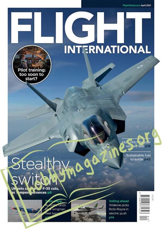 Flight International - April 2021