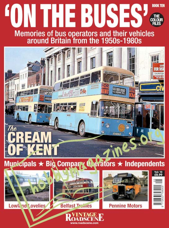 On the Buses Book 10