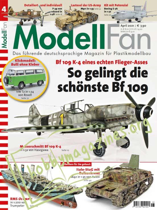 ModellFan – April 2021