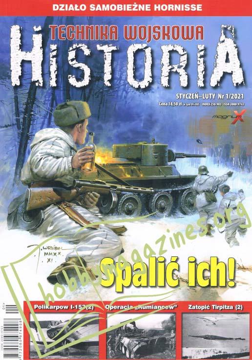 Technika Wojskowa Historia 2021-01