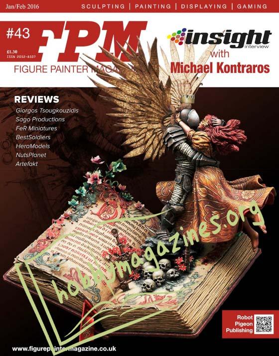 Figure Painter Magazine Issue 43