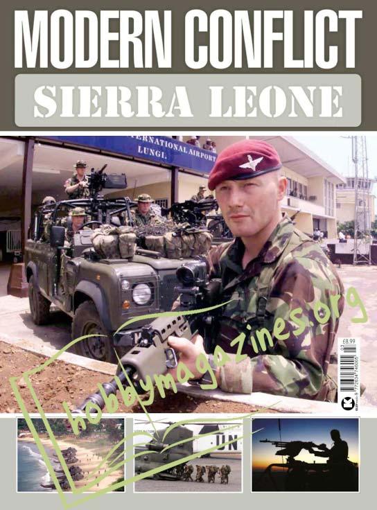 Modern Conflict: Sierra Leone