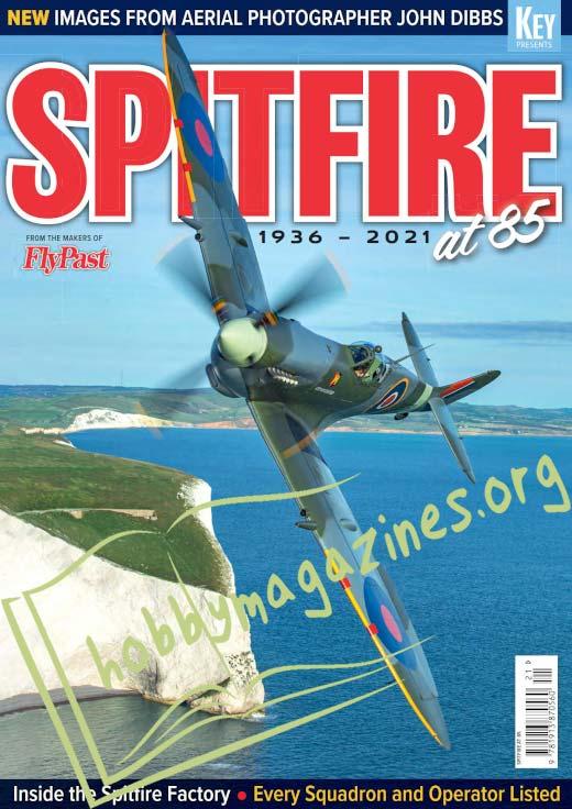 Spitfire at 85 1936-2021