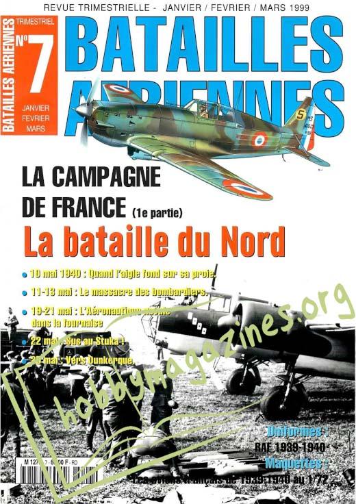 Batailles Aeriennes Numero 7