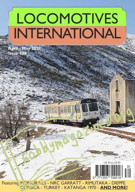 Locomotives International - April-May 2021