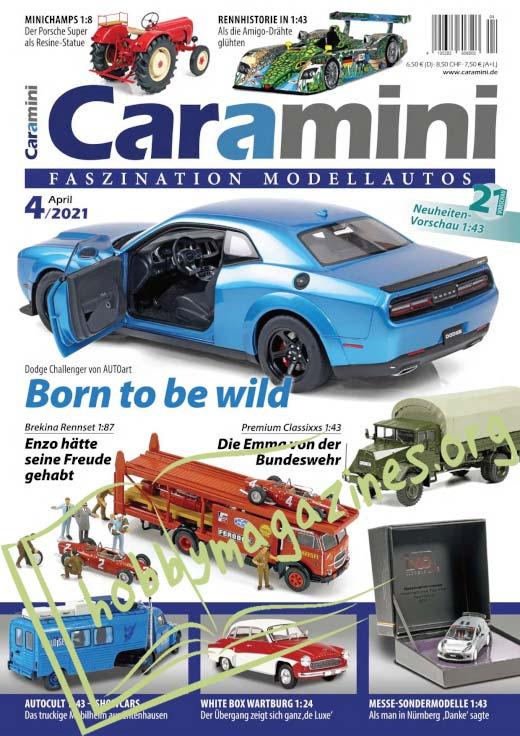 Caramini - April 2021
