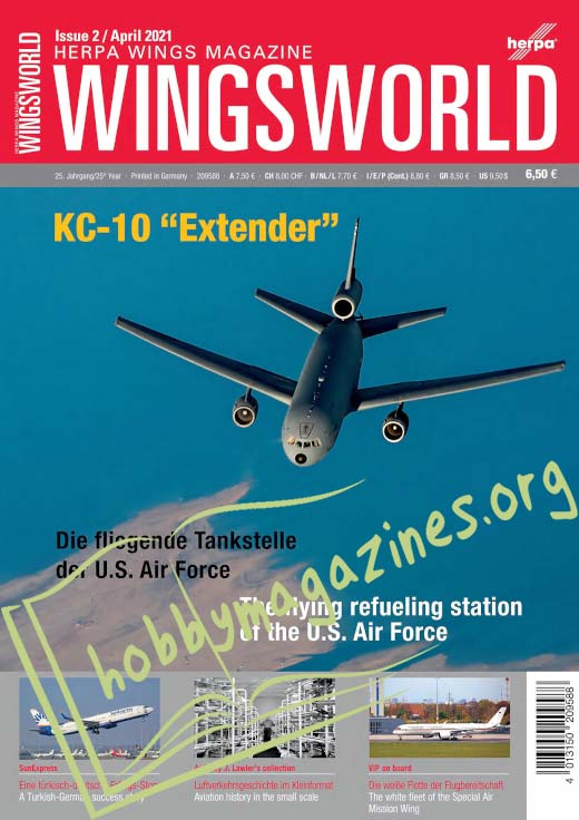 Wings World – April 2021