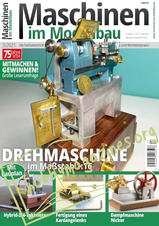 Maschinen im Modellbau 2021-03