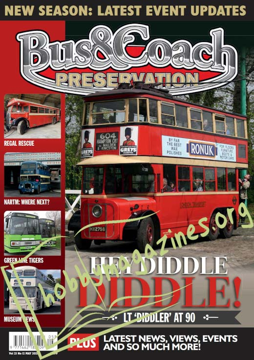 Bus & Coach Preservation - May 2021