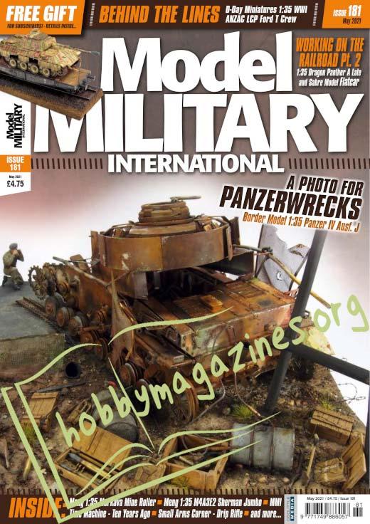 Model Military International - May 2021