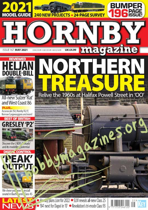 Hornby Magazine - May 2021